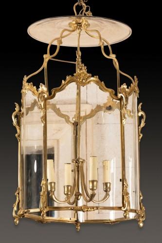 Louis XV - Lantern Louis XV period mid 18th century