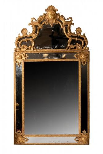 Régence mirror 18th century
