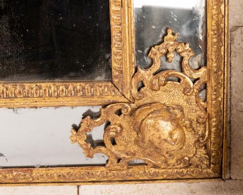 Régence mirror 18th century -
