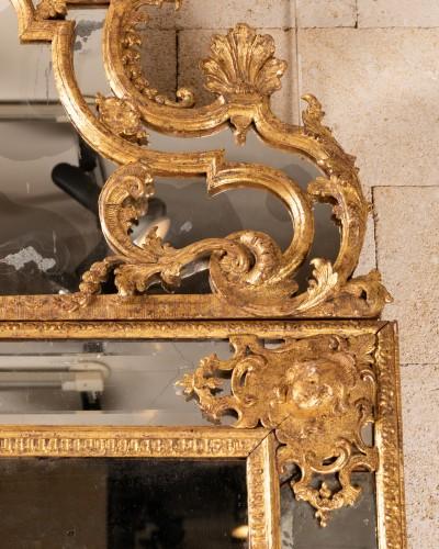 18th century - Régence mirror 18th century