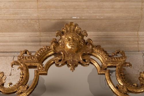 Régence mirror 18th century - French Regence
