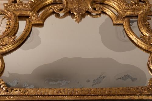French Regence - Régence mirror 18th century