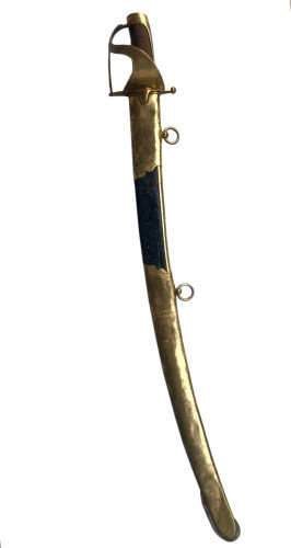 Sabre as representative of the people in the armies, 1792 - 1793, French Re