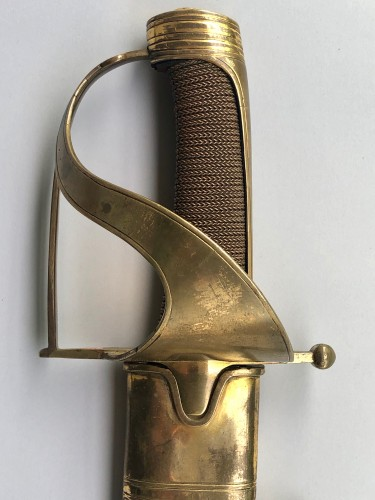 18th century - Sabre as representative of the people in the armies, 1792 - 1793, French Re