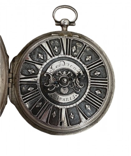 Watch in Verge, Dite 'oignon, Signed Gaudron in Paris, Circa 1690