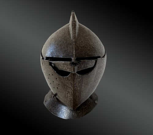 Combat Armet, Italy 16th century - Collectibles Style