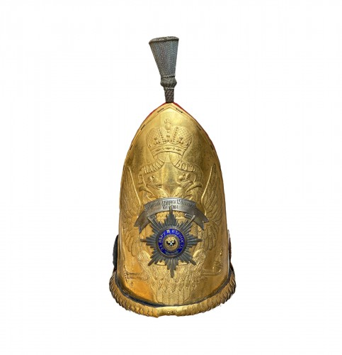 Mitre de grenadier, Russia Second half of the XIXth century, reign of Nicola
