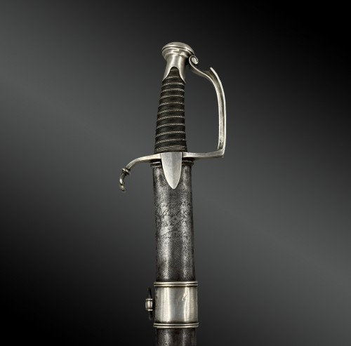 Saber of light cavalry troop awarded to Commander Nicolas Muller Maréchal d - Collectibles Style Empire
