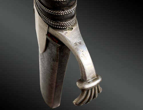 19th century - Saber of light cavalry troop awarded to Commander Nicolas Muller Maréchal d