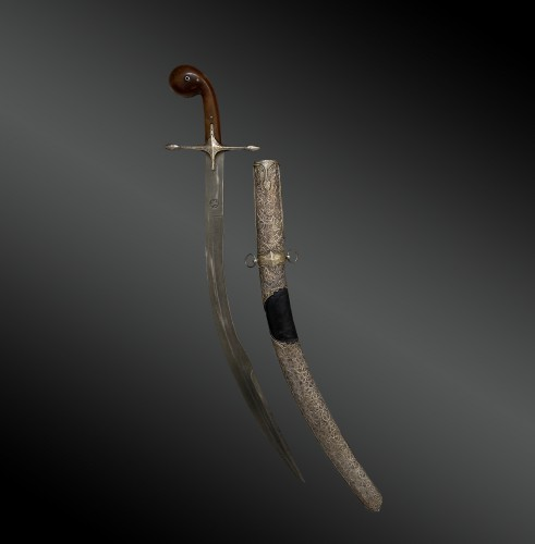 Ottoman sword, pala, Late 18th century - Collectibles Style