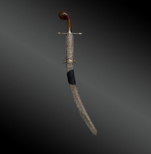 Collectibles  - Ottoman sword, pala, Late 18th century