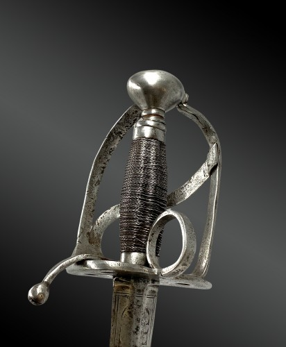 Walloon Sword France around 1775 - Collectibles Style