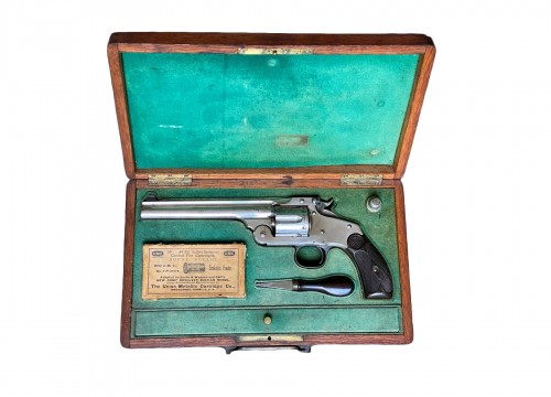 Revolver set Smith and Wesson Frontier, New-Model No. 3 Target.