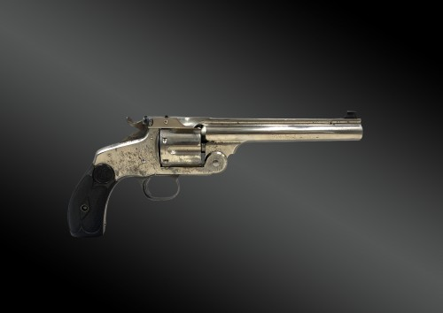 Revolver set Smith and Wesson Frontier, New-Model No. 3 Target.  - Collectibles Style