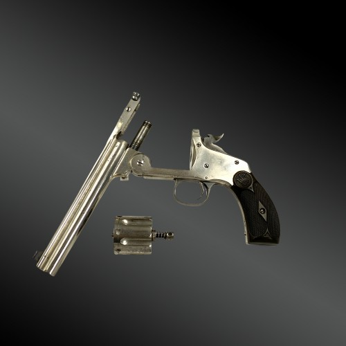 Collectibles  - Revolver set Smith and Wesson Frontier, New-Model No. 3 Target.