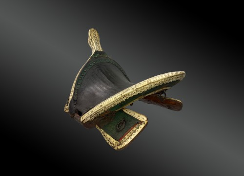 18th century - Rider's saddle Mongolia End of the 18th century