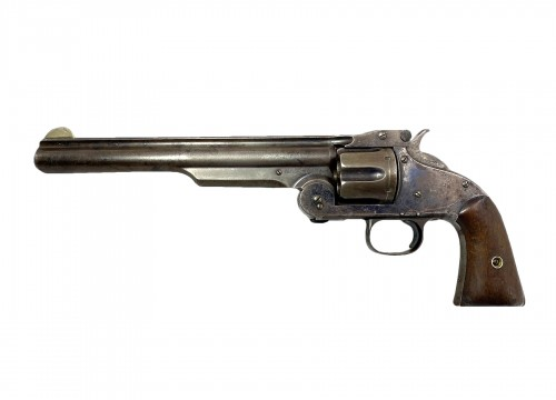 Smith and Wesson revolver, N°3 first model