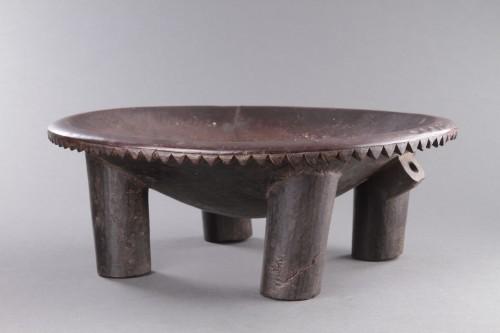 Polynesian Fijian Priest's 'Tanoa' or 'Kumete' Shallow Bowl -