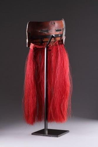 Tribal Art  - Native American New Mexico Hopi Kachina Ceremonial Dance Mask