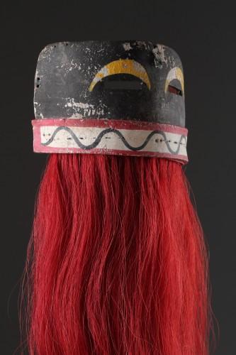 Native American New Mexico Hopi Kachina Ceremonial Dance Mask -