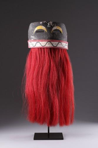 20th century - Native American New Mexico Hopi Kachina Ceremonial Dance Mask