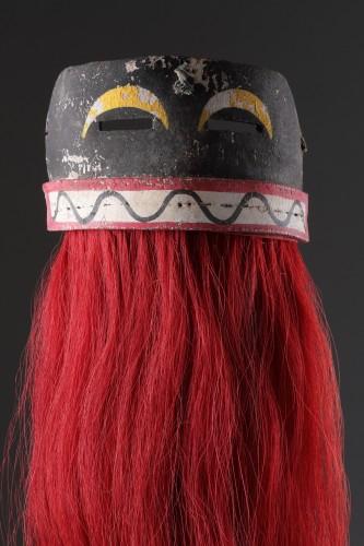 - Native American New Mexico Hopi Kachina Ceremonial Dance Mask