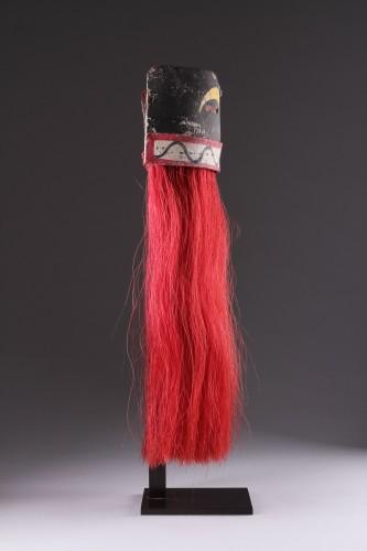 Antiquités - Native American New Mexico Hopi Kachina Ceremonial Dance Mask