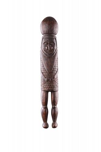 Melanesian New Caledonian Kanak Ceremonial Mourning Figure