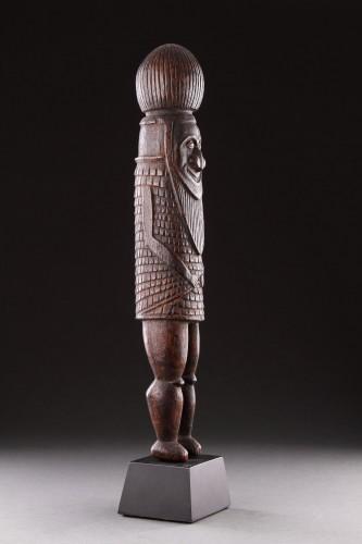 Melanesian New Caledonian Kanak Ceremonial Mourning Figure -