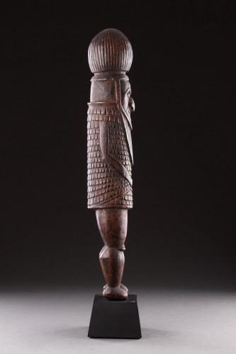 - Melanesian New Caledonian Kanak Ceremonial Mourning Figure