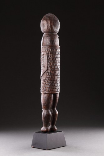 Antiquités - Melanesian New Caledonian Kanak Ceremonial Mourning Figure