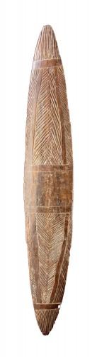 Aboriginal New South Wales Narrow Parrying Shield