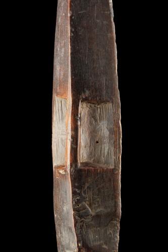 Antiquités - Aboriginal New South Wales Narrow Parrying Shield