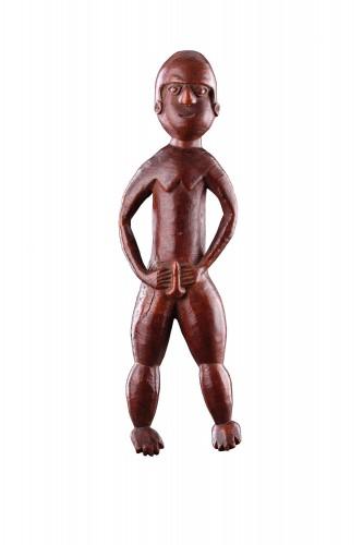 A Fine New Caledonian Kanak Spirit Figure