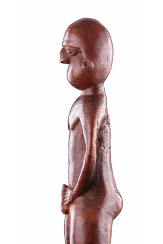 Tribal Art  - A Fine New Caledonian Kanak Spirit Figure