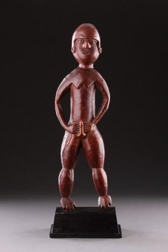 A Fine New Caledonian Kanak Spirit Figure -