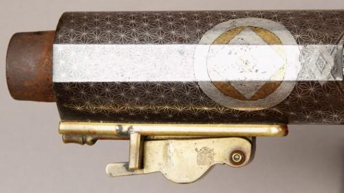 19th century - Massive Japanese Hand Canon 'Ozutsu Teppo'