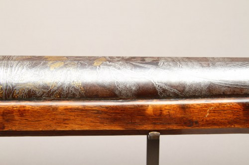 Antiquités - Massive Japanese Hand Canon 'Ozutsu Teppo'