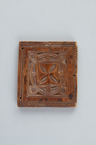 Antiquités - Ethiopian Christian Devotional Double Sided Tablet Pendant