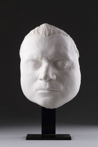 A Life Mask Depicting Francis Bacon  -