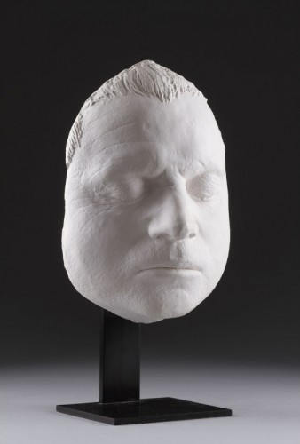 20th century - A Life Mask Depicting Francis Bacon