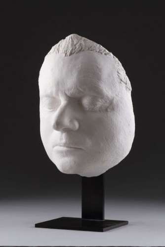A Life Mask Depicting Francis Bacon  - 50