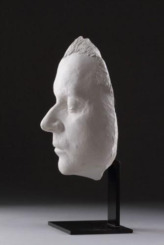 Antiquités - A Life Mask Depicting Francis Bacon