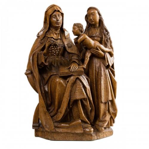 Saint Anna Selbdritt