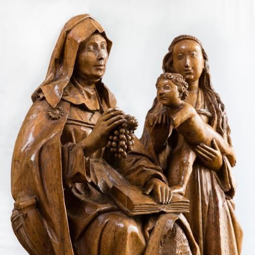 Middle age - Saint Anna Selbdritt
