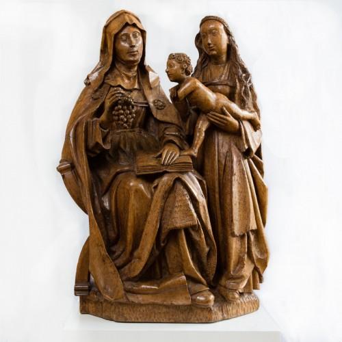 Antiquités - Saint Anna Selbdritt