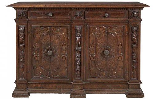 mobilier renaissance antiquit s sur anticstore. Black Bedroom Furniture Sets. Home Design Ideas