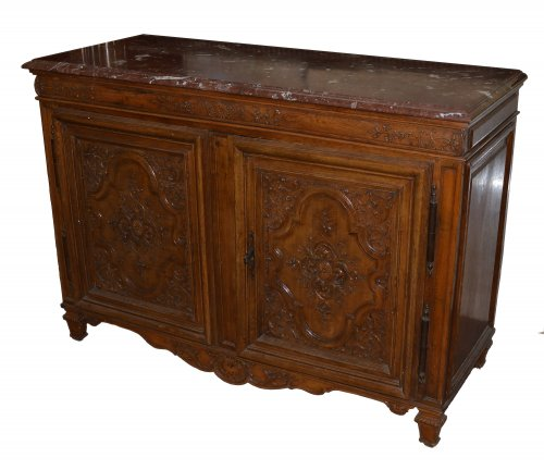 French, Regence period buffet de chasse