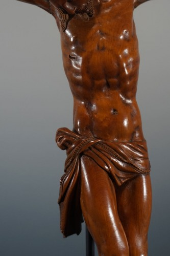 Sculpture  - Boxwood Christ, Netherlands or Germany, late 16th century