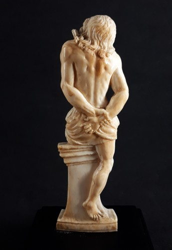 Christ at the Column, Northern Italy or Netherlands, circa 1600 -